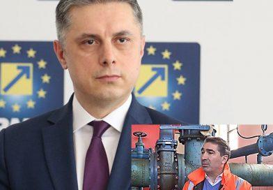 Președintele PNL Neamț Mugur Cozmanciuc îl somează pe Ionel Arsene să rezolve problema cu apa in Roman