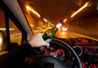 Tineri în trafic sub influența alcoolului