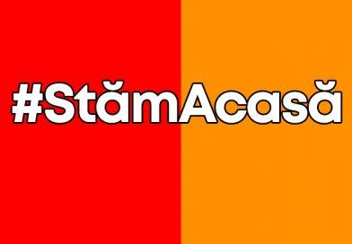 Rețelele Orange și Vodafone au un nou nume : #StămAcasă
