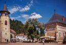 O nouă zonă pietonală pe timpul verii în Piatra Neamț