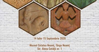 EXPOZIȚIE: Cahle din cadrul colecţiei Complexului Muzeal Naţional Neamţ