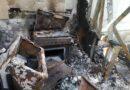 Explozia unei butelii de gaz a produs pagube în 2 garsoniere