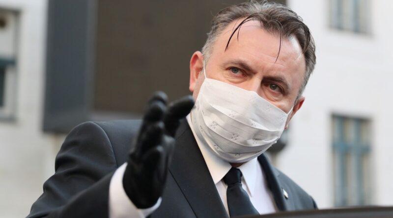 Ministrul Sănătății dr. Nelu Tătaru, în inspecție la un spital din Neamț
