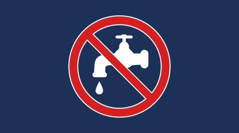 Atenție! Se oprește apa în tot orașul Roman