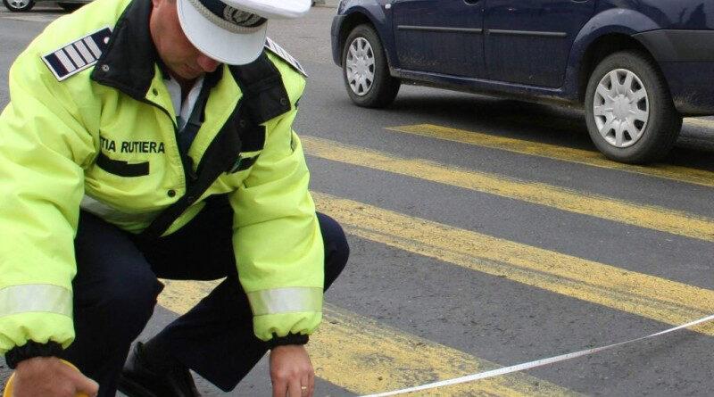Minor accidentat pe trecerea de pietoni din zona bulevardul 9 Mai