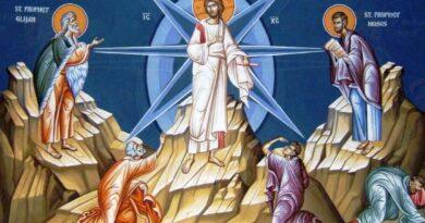 6 august! Zi de sărbătoare pentru creștini