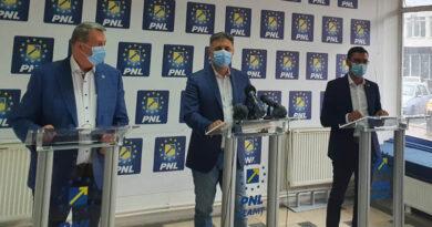 Mugur Cozmanciuc președintele PNL Neamț: Proiectele pe care le-am propus în campanie le vom implementa!