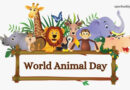 4 octombrie – Ziua Mondială a Animalelor