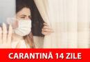 O comună din Neamț va intra 14 zile în carantină