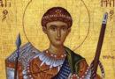 Sfântul Mare Mucenic Dumitru, Izvorâtorul de Mir! La mulți ani, sărbătoriților!