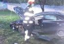 Accident rutier între un TIR și un autoturism în comuna Petricani