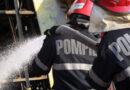 Incendiu produs într-un sat din județul Neamț.