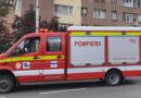Bărbat căzut în beci, salvat la timp de pompieri.
