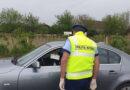 Doi șoferi beți prinși de polițiști