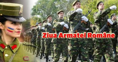 25 octombrie – Ziua Armatei Române
