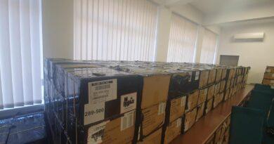 A început distribuirea celor 7500 de tablete ajunse în Neamț