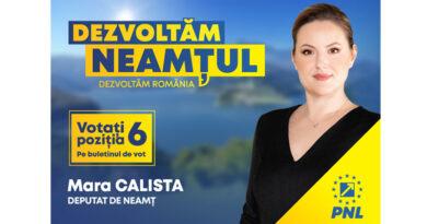 Mara Calista, candidat PNL Neamț: Pilonului II de pensii administrate privat trece pragul de 70 de miliarde de lei active