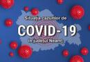 Situația actualizată a cazurilor de COVID-19 în județul Neamț – 16 ianuarie
