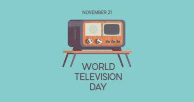 21 noiembrie, Ziua Mondială a Televiziunii