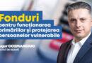 Mugur Cozmanciuc, președintele PNL Neamț: Guvernul a alocat banii necesari pentru funcționarea primăriilor din județul Neamț și pentru protejarea persoanelor vulnerabile