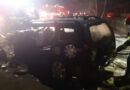 Victimă în stare critică în urma unui accident rutier între două autoturisme