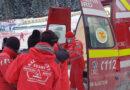 Două persoane accidentate grav pe pârtia de sanie din stațiunea Durău