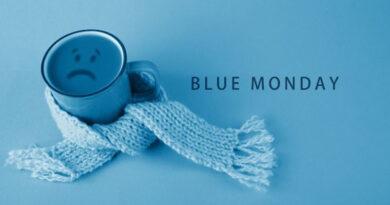 Blue Monday 2021. Cea mai deprimată zi a anului