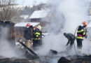 Incendiu la o magazie a unui gater din comuna Hangu