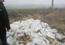 Poliția în control. Depozite ilegale de deșeuri în Piatra Neamț
