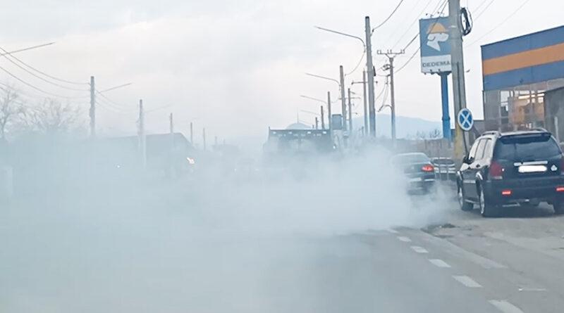 Pericol pe străzi: 29.000 de vehicule cu defecțiuni