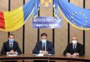 George Lazăr a depus jurământul în funcția de prefect al județului Neamț