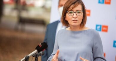 Oficial! Ioana Mihăilă este noua propunere a USR PLUS pentru Ministerul Sănătății