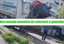Brantner și metoda inovativă de colectare a gunoiului la Piatra Neamț