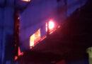 Incendiu la o hală de pe platforma chimică Săvinești