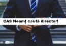 Locuri de muncă la ARR, Complexul Muzeal Neamț și director la CAS Neamț