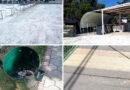 Ștrandul Tineretului Piatra Neamț neîngrijit de municipalitate