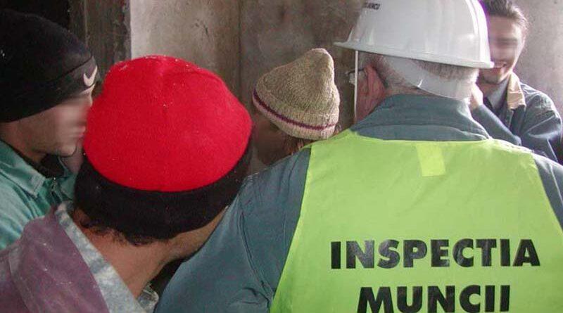 ITM Neamț: Amenzi uriașe la firmele din domeniul construcții