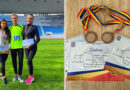Două polițiste din Neamț au fost medaliate la Campionatul de Atletism şi Cros al Ministerul Afacerilor Interne
