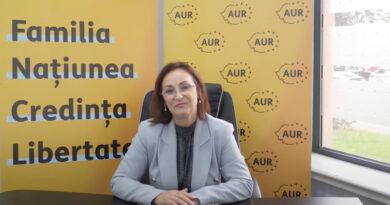 Deputat AUR: Mitrea Dumitrina despre Legea Consumatorului Vulnerabil