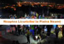 Noaptea Licuricilor ediția a III-a la Piatra Neamț