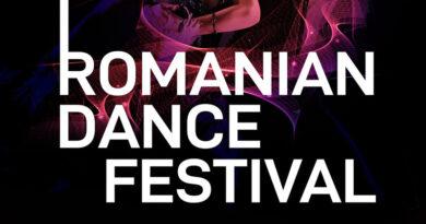 Romanian Dance Festival se va desfășura fără PUBLIC !